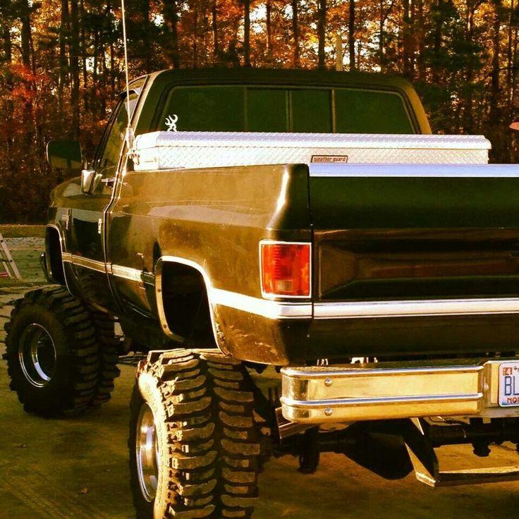 1492 best jacked up trucks, big rigs & diesel images on Pinterest ...