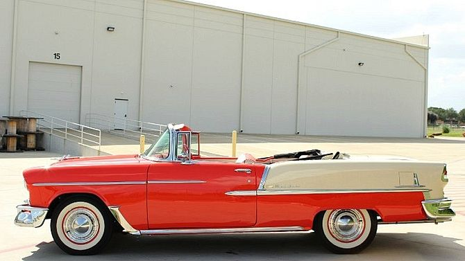 1955 Chevrolet Bel Air | Mecum Auctions