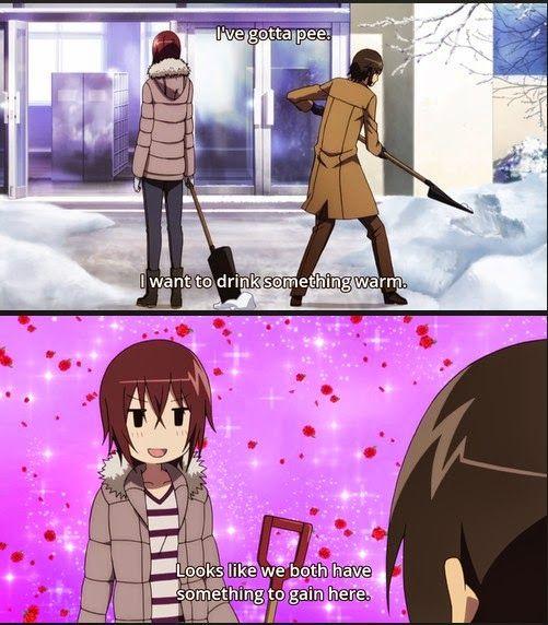 Seitokai Yakuindomo #funny #anime