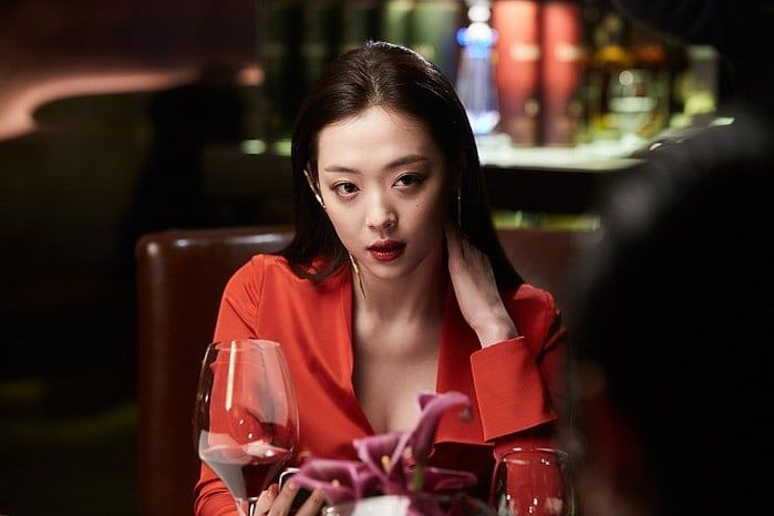 "Sulli Transforms Into Sexy Character In New Still For Upcoming Movie ""Real"" 