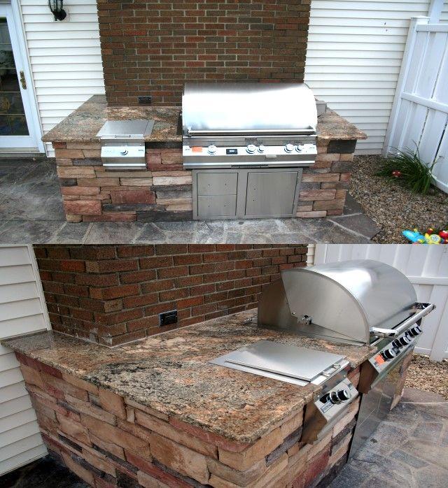 578 Best Outdoor Kitchen Images On Pinterest