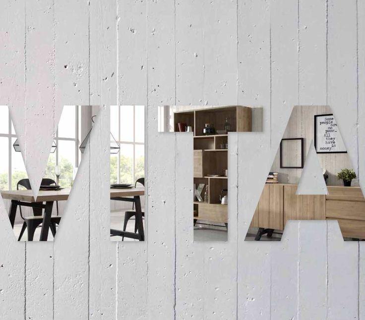Kolleksjon VITA🍃 Du finner det i nettbutikken  www.mirame.no #spisestue #kjøkken #spisested #stue #sofa  #innredning #møbler #norskehjem #mirame #pris  #interior #interiør #design #nordiskehjem #vakrehjem #drømmehjem  #oslo #norge #norsk  #bilde #speilbilde #tre #metall #rom123  #nyheter #stoff #vita #stoler #kommode #skjenk #