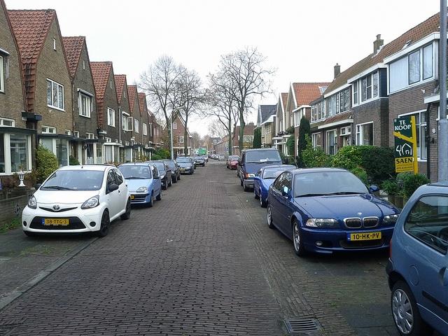 Sociale huisvesting Koog a/d Zaan