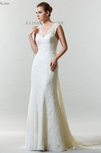 Saison Blanche Wedding Gown - Boutique Collection - Style #B3162