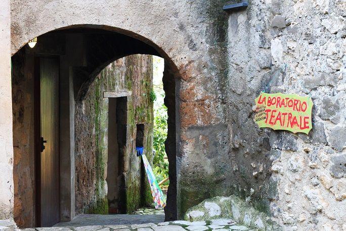 Castel di Sasso. Itinerari d'autunno in alto casertano  foto di Valeria D'Esposito