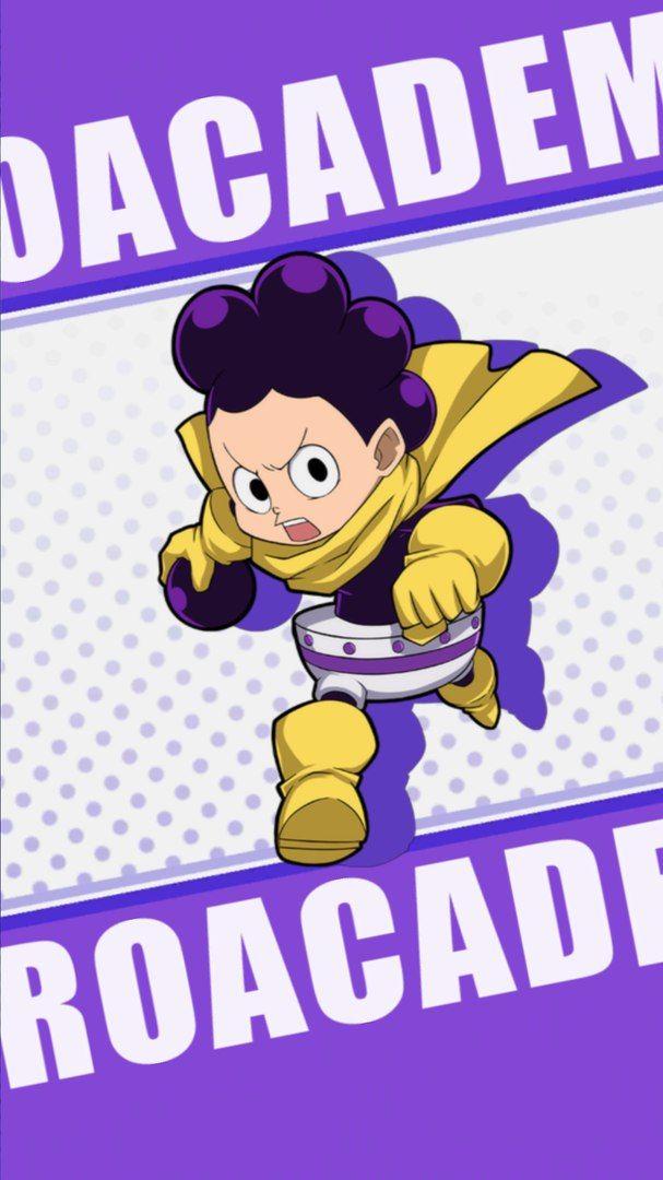 Minoru Mineta My Hero Academia Hero Academia Characters