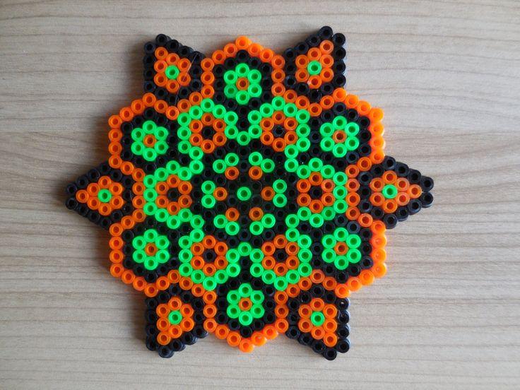 Inspired Halloween Ornament Hama Beads by TCAshop