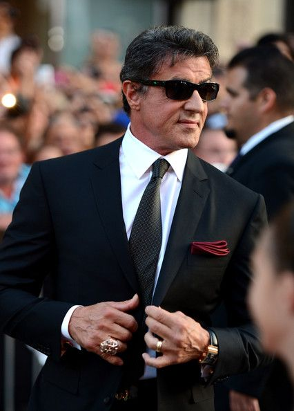 Sylvester Stallone Photos Photos - Premiere Of Lionsgate Films ...