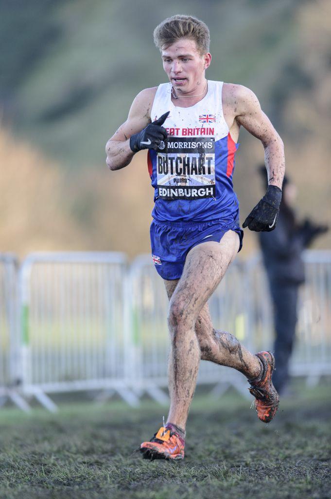 Andrew Butchart - Athletics. 5000m.