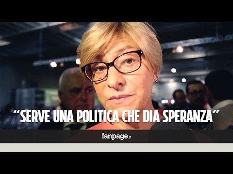 """Attualià: #Pinotti al #Lingotto con Renzi: """"Andarsene è una sconfitta rimettiamoci in cammino"""" (link: http://ift.tt/2mcZLAV )"""