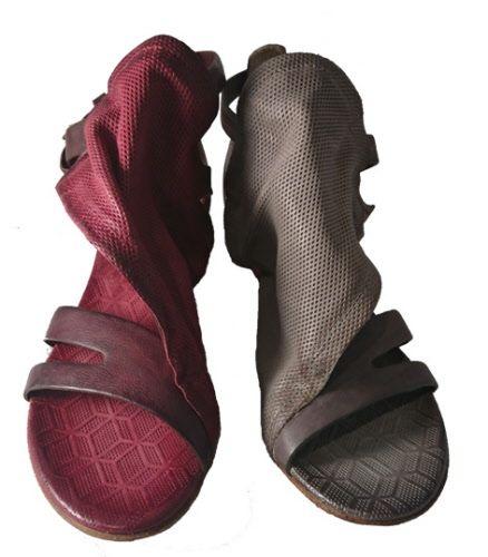 Low heel sandals by Airstep AS 98 spring 2016