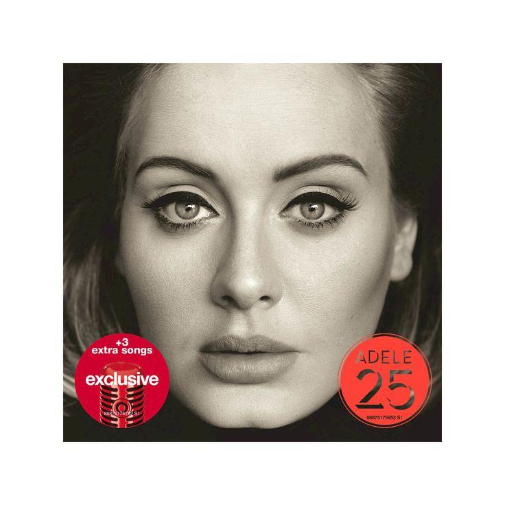 Adele - 25 - Target Exclusive