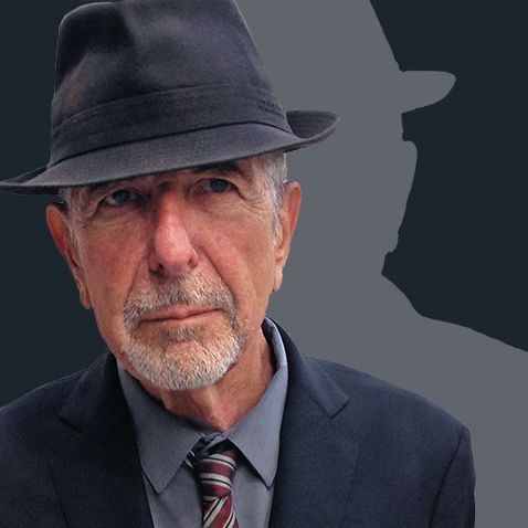 Rest in Peace, Leonard Cohen: 1934-2016 |