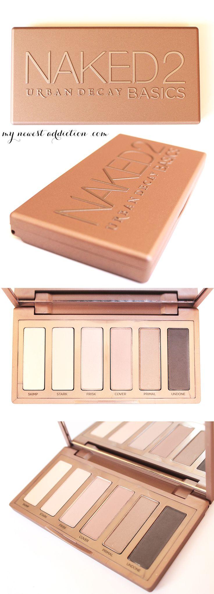 Urban Decay Naked Basics 2 - My Newest Addiction Beauty Blog