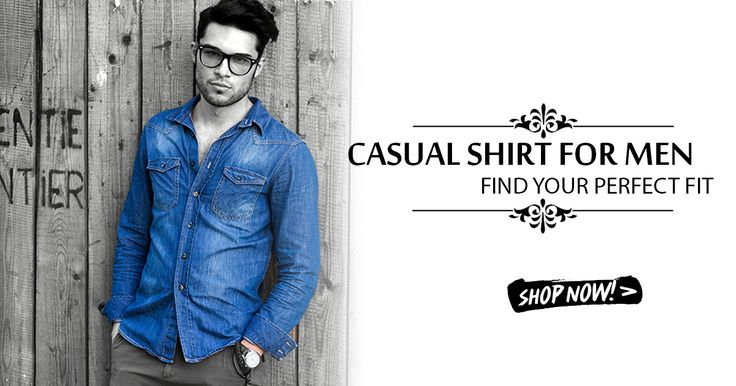 For all of the latest ‪#‎CasualShirts‬ visit hytrend, where you can find big brands.. Whether you are a long-sleeved kind of man or prefer short sleeves.  Shop here >> http://hytrend.com/men/clothing/casual-shirts.html