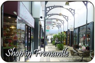 Shop in Fremantle, WAFremantle is open for shopping 7 days a week and late-night on Fridays. The centre of Fremantle is an interconnected pedestrian friendly shopping precinct. Diversity is one of the great aspects of Freo shopping, you can find almost everything!