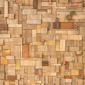 Uneven Wood
