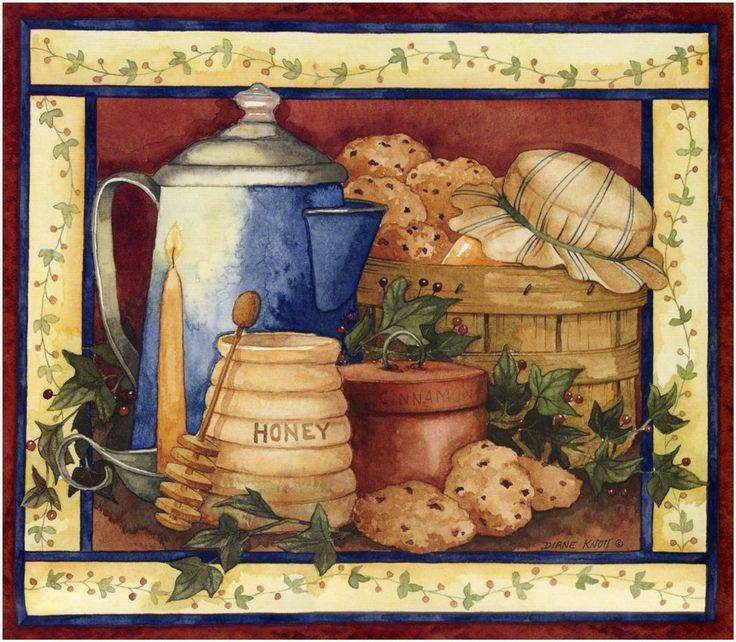 Старинные кулинарные картинки