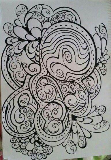 Zentangled