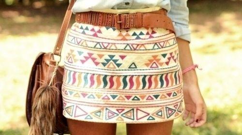 Trend Alert: la stampa azteca (o aztec print, che dir si voglia!)