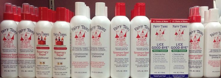 Lice, lice go away! Come by Alamo Barber and Beauty to pick up Fairy Tales' lice prevention and treatment! #licetreatment #fairytales #alamobarber #sanantonio #texas