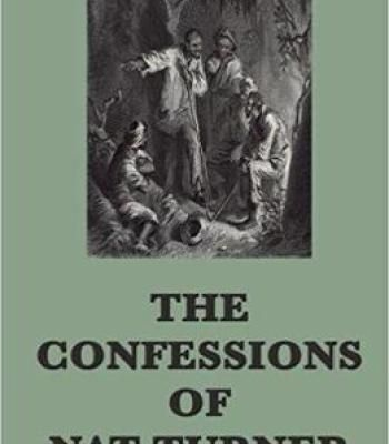 The Confessions Of Nat Turner Pdf