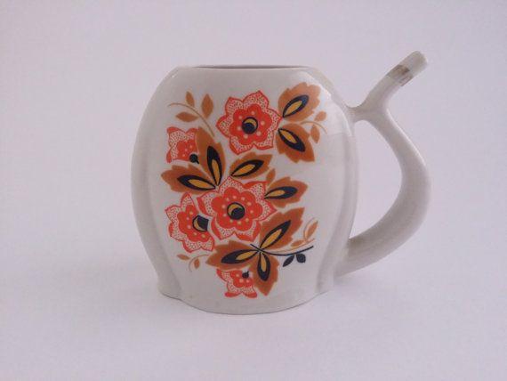 Vintage Soviet mug sippy cups for soda and от USSRVintageShopUSSR