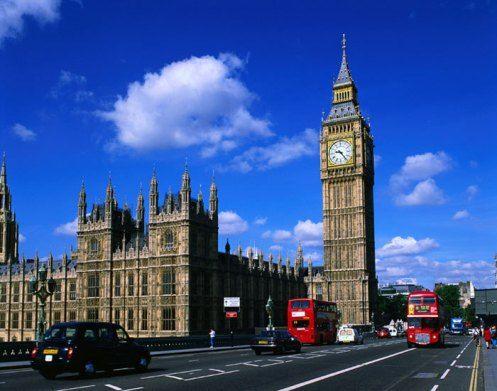 Достопримечательности Великобритании, города: Лондон, Эдинбург, Ливерпуль, Манчестер. Театр Глобус, Тауэр, Биг Бен. Площадь Пикаделии, Стоунхендж.