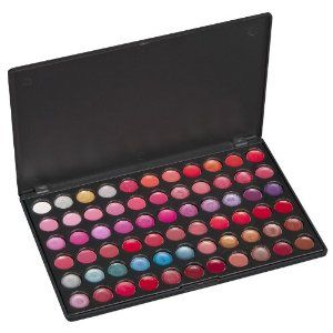 Coastal Scents 66 Color Lip Palette by Coastal Scents. $18.95. Good for beginners who want to get into trying new lip colors. Great for blending together to make new colors. 66 lip shades in shimmer and matte. This lip palette comes with 66 colors in shimmer and matte. Each color is a little bit smaller than a dime.