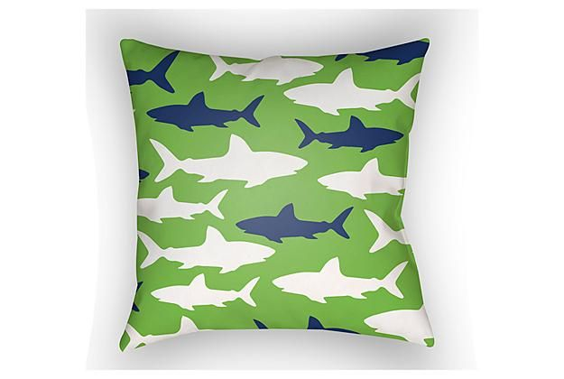 Shark Pillow | Ashley Furniture HomeStore | Arkansas' Largest Furniture HomeStore | Come by and see us in Bryant, AR | Until then, see more on our Facebook page: https://www.facebook.com/theashleystore/