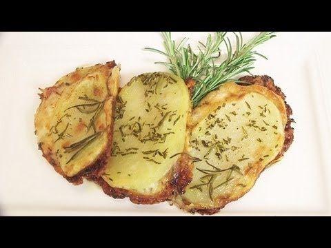 Ziemniaki z boczkiem i serem (Patate con pancetta e formaggio)