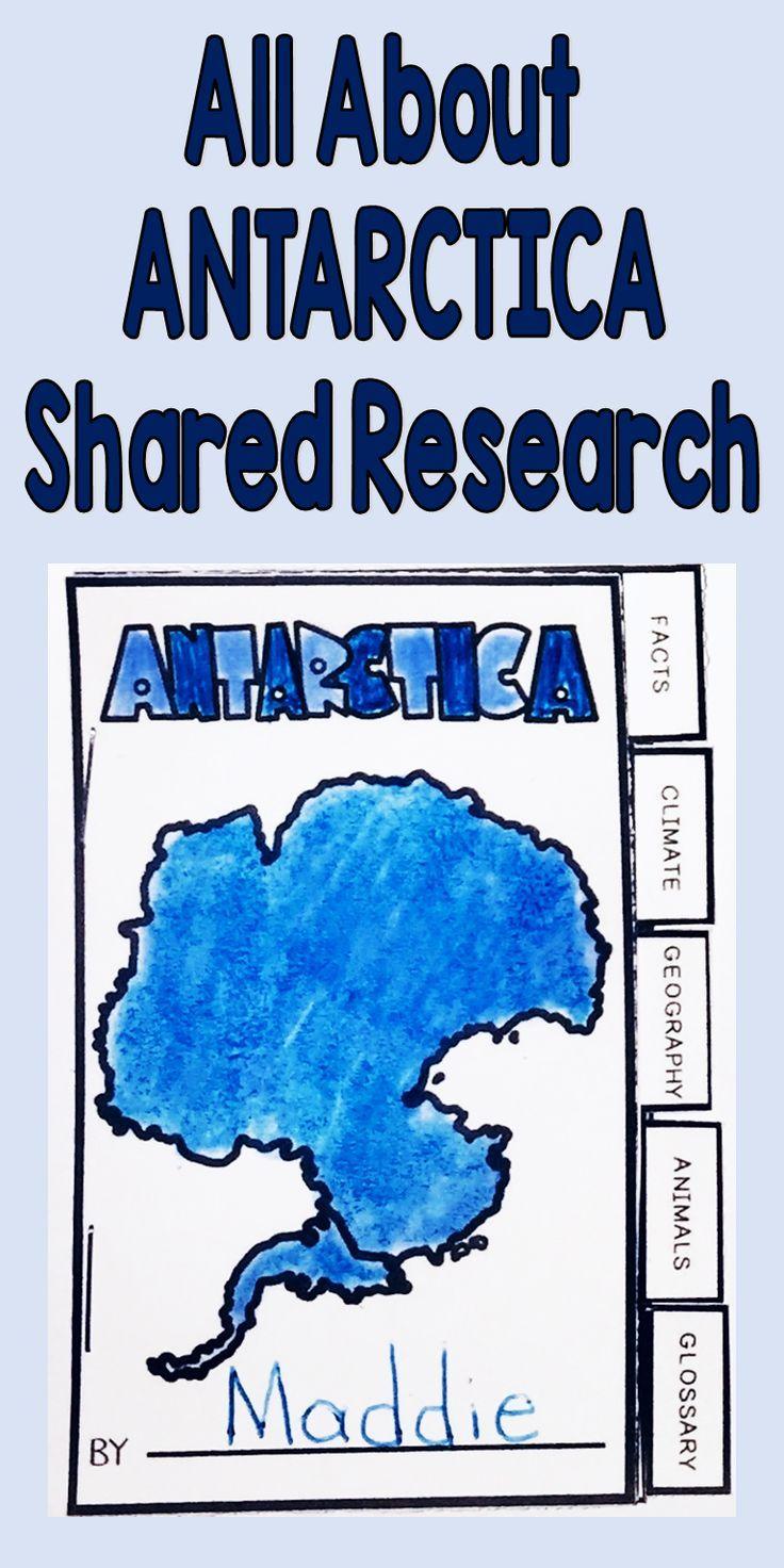 Antarctica Unit Activities And Resource Pack Writing Activities Antarctica Activities Activities [ 1472 x 736 Pixel ]