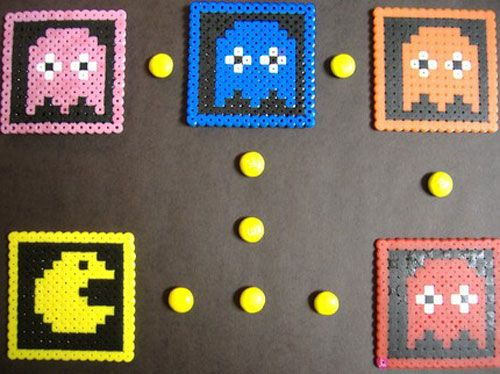 Coolest latest gadgets   The Pacman and Ghosts Coasters   New technology gadgets   High tech electronic gadgets