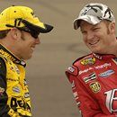 "Dale Earnhardt Jr. and Matt Kenseth's NASCAR careers basically parallel each other. Both went full-time in 1998 and became good friends right from the start. #Nascar #StockCarRacing #Racing #News #MotorSport >> More news at >>> <a href=""http://stockcarracing.co"">StockCarRacing.co</a> <<<"