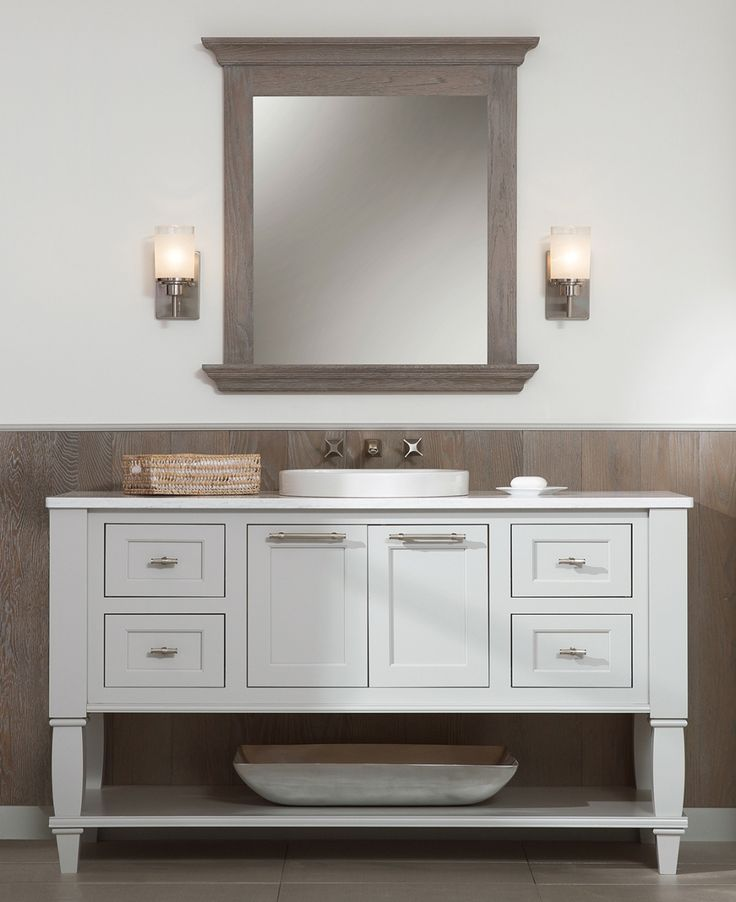 5 Steps to Designing Your Bathroom Furniture – The new Bath Furniture Collection lets you choose from a large array of options and customize them to suit your specific space and your personal taste. The combinations and options are virtually endless, but the best part ... it's as simple as 5 easy steps!... Read more on Dura Supreme's Blog. (Dura Supreme Bathroom Furniture Collection in Family Style 5)