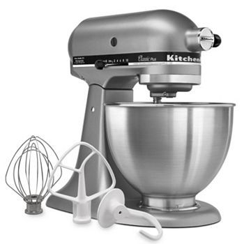 KitchenAid Classic Plus 4.5-qt. Stand Mixer but for $199 or less come on black Friday :)