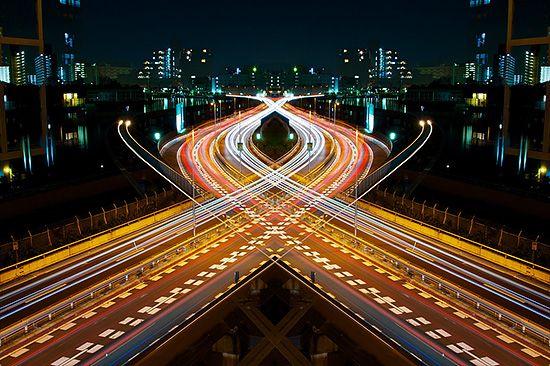 Graffiti of Speed / Mirror of Symmetry by Sinichi Higashi