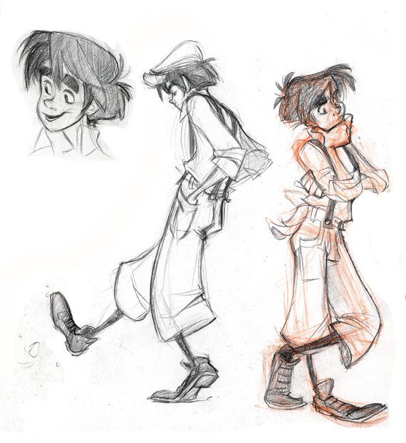 //Sketch by Haylee Herrick ✤ || CHARACTER DESIGN REFERENCES | Find more at https://www.facebook.com/CharacterDesignReferences if you're looking for: #line #art #character #design #model #sheet #illustration #expressions #best #concept #animation #drawing #archive #library #reference #anatomy #traditional #draw #development #artist #pose #settei #gestures #how #to #tutorial #conceptart #modelsheet #cartoon #kid #teen #teenager #male #boy || ✤