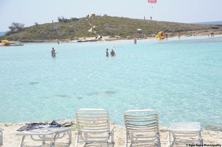 Cyprus Agia Napa Nissi Bay