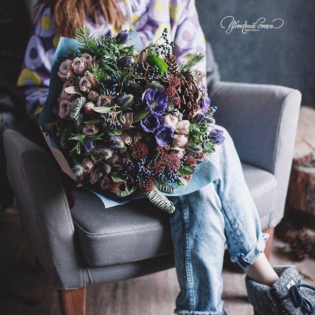 bouquet, Подарочный букет @art_petrov @floral_style #цветочныйстильнск #новосибирск