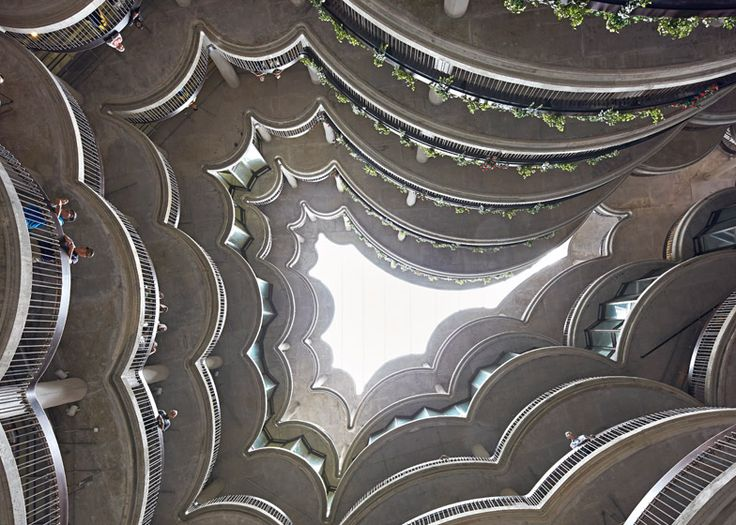 Learning Hub at Nanyang Technological University in Singapore by  Heatherwick -  Products and buildings are the same says Heatherwick