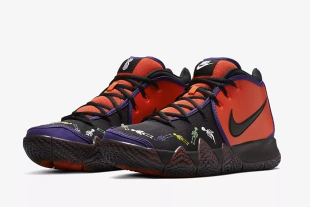 new product 77998 35493 The Nike Kyrie 4