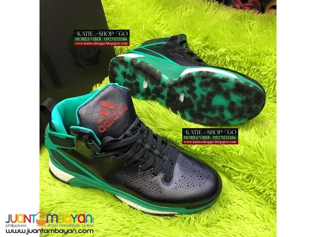 D ROSE 6 BOOST SHOES - BASKETBALL SHOES