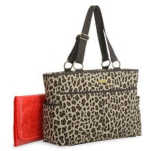 """Carters Out and About Diaper Bag - Cheetah Print - Baby Boom - Babies """"R"""" Us"""
