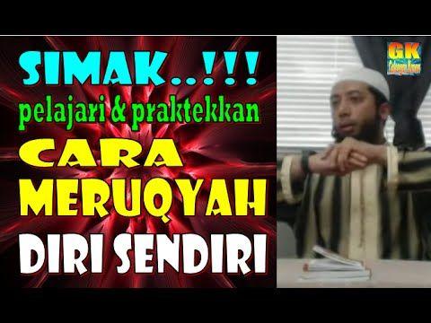 Cara meruqyah diri sendiri - Ustadz Khalid Basalamah