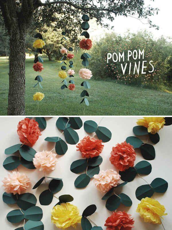 Pom Pom Vines