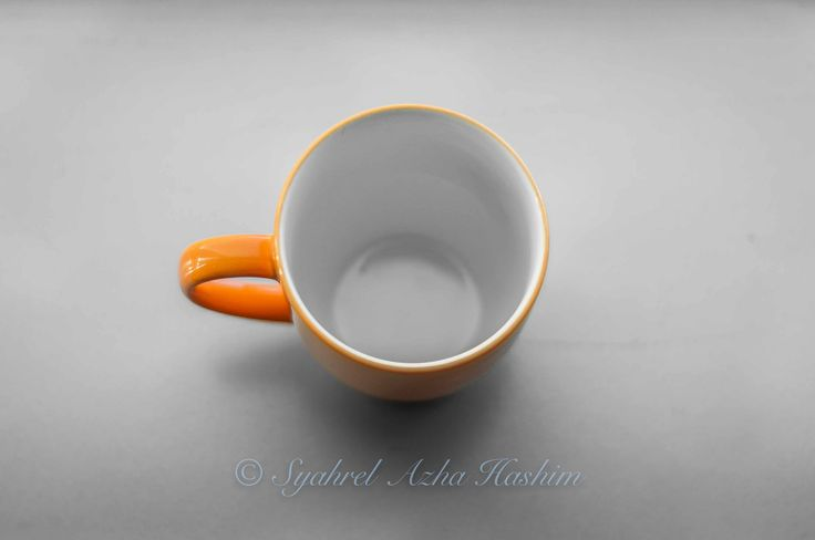 https://flic.kr/p/G82wKV | Empty cup