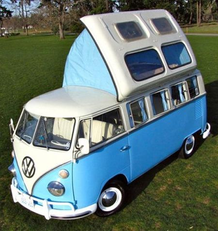 2014 VW Campers | Volkswagen Camper Van 2013 2014 Pictures.........my dream is to own one!!