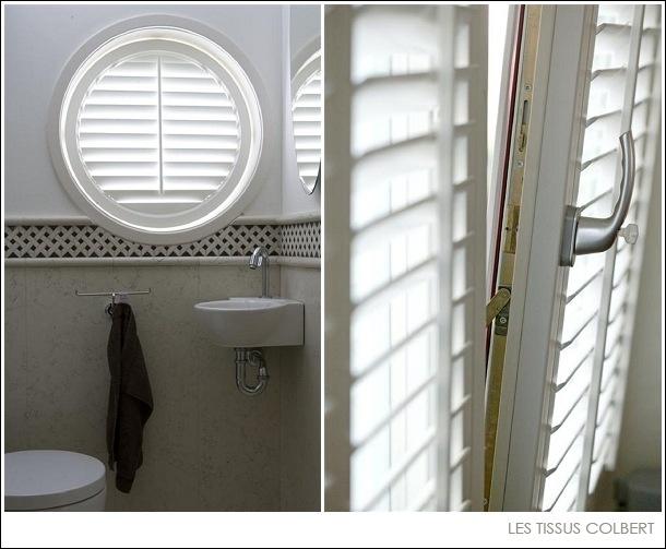 Runde Fenster fürs Badezimmer - super Idee!!!