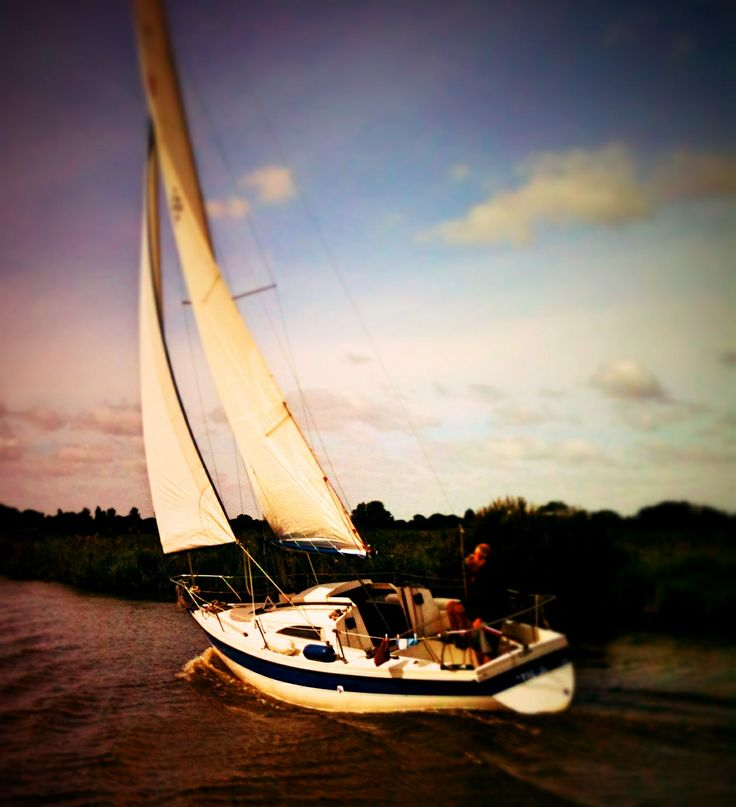 The Broads, Norfolk